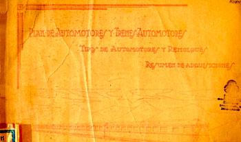 Plan de Automotores y Trenes Automotores