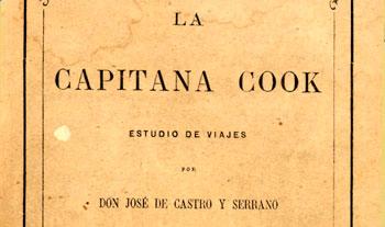 La Capitana Cook