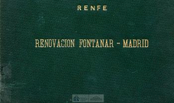 Renovación Fontanar-Madrid