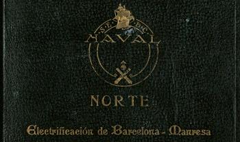 Electrificación Barcelona-Manresa