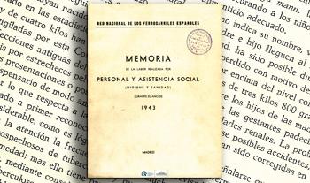 Memoria de la labor realizada por Personal y Asistencia Social