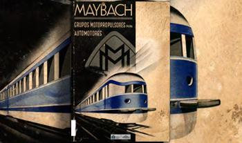Los grupos motopropulsores Maybach para coches automotores