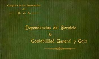 Dependencias del Servicio de Contabilidad General y Caja