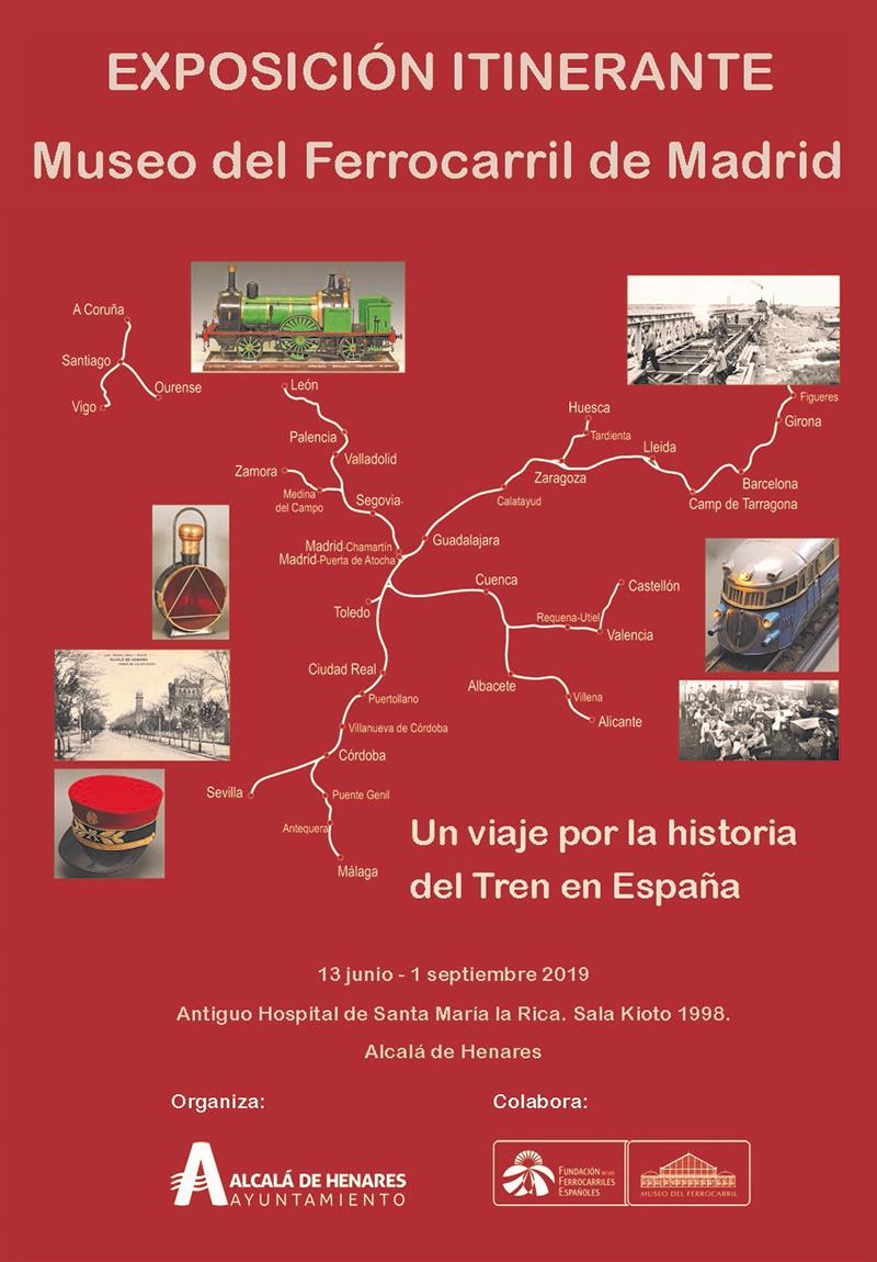 La ´Exposición Itinerante´ del Museo, en Alcalá de Henares