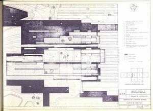 Pieza destacada: anteproyecto de la estación de Chamartín