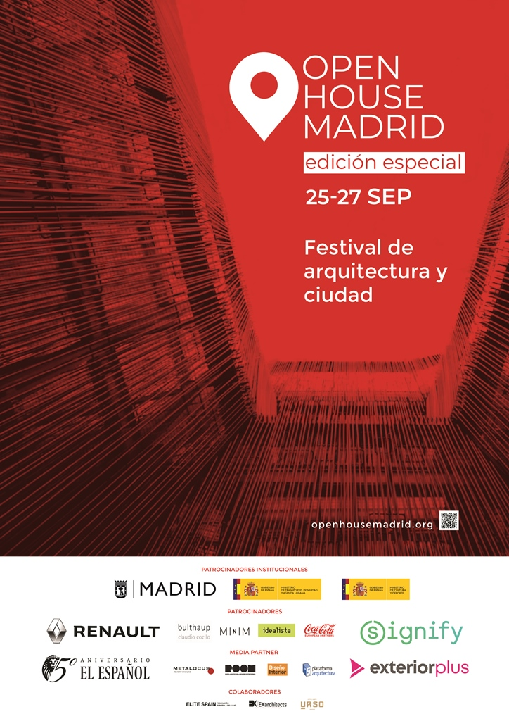 Open House Madrid en el Museo