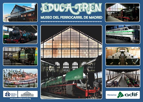 El Museo inicia el programa de visitas escolares Educa-Tren 2018/2019