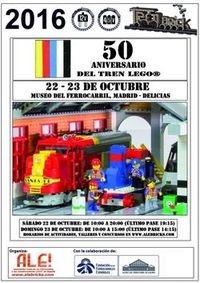 Gran exposición de maquetas y modelos LEGO en el Museo