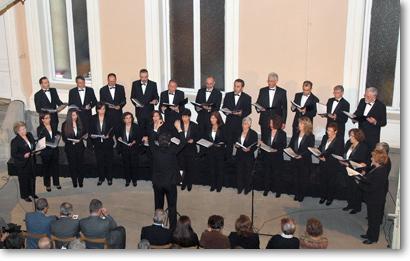 Veinte Aniversario del Coro de la Fundación de los Ferrocarriles Españoles