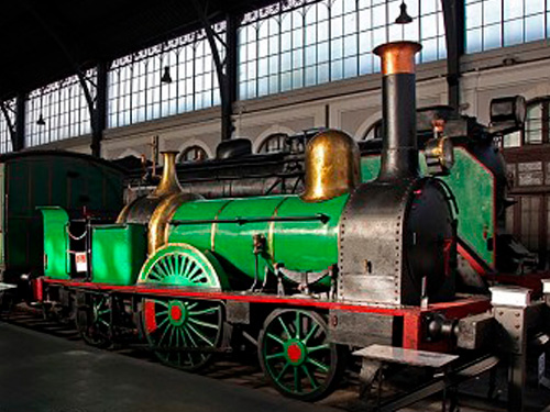 """El 28 de octubre celebramos el """"Día del Tren"""""""