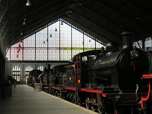 El Museo del Ferrocarril se suma a las celebraciones del Día Internacional de los Museos