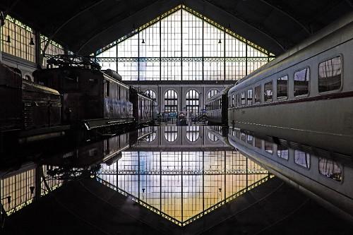 El 25 de octubre el Museo del Ferrocarril celebra el 'Día del Tren'