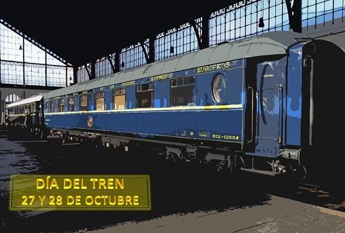 """El """"Día del Tren"""" en el Museo"""