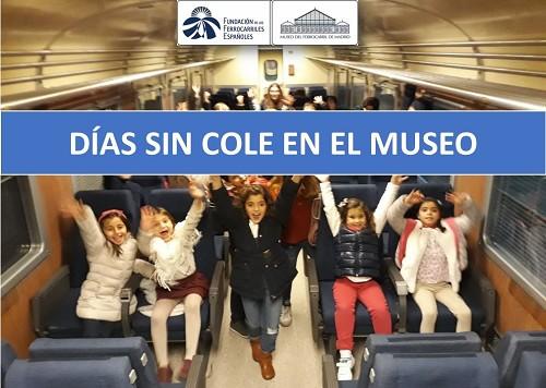 """""""Días sin cole"""" en el Museo"""