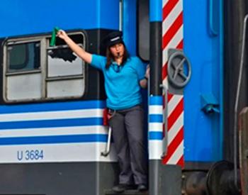 Encuentros con historiadores ferroviarios: Solange Godoy