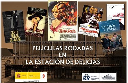 El Museo y la Filmoteca Española organizan un ciclo de cine dedicado a la estación de Delicias