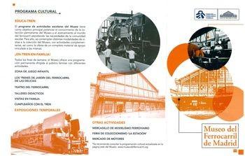 El Museo edita un folleto de información general