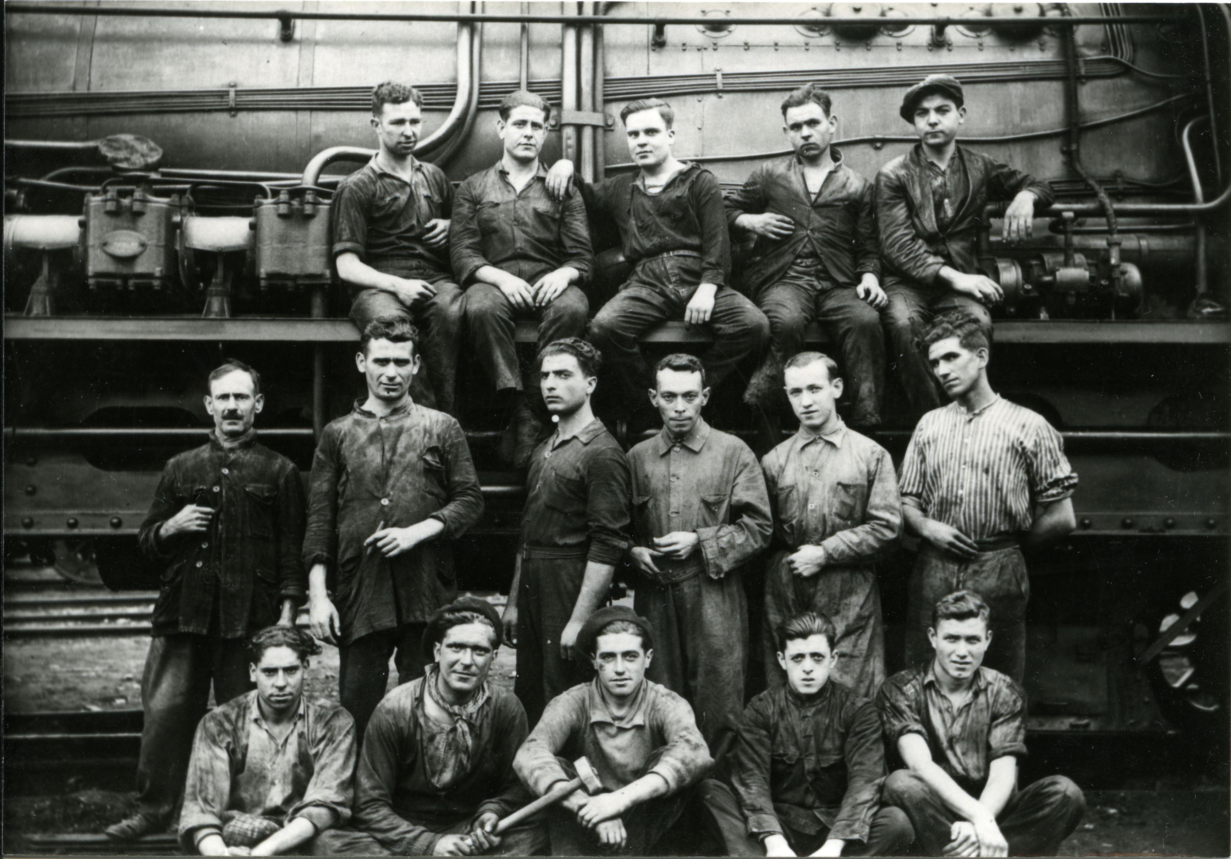 Cien años de la jornada laboral de ocho horas