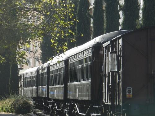 Comienza la campaña de otoño del Tren de la Fresa
