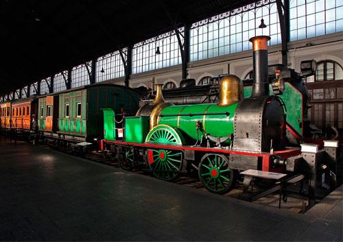 """""""El ferrocarril a través de la historia"""", nueva exposición virtual en Google Arts & Culture"""