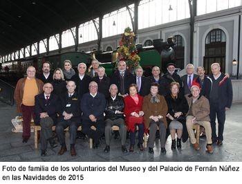 Homenaje a los Voluntarios Culturales Mayores en Caixaforum Madrid