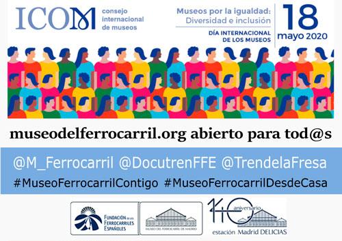 Día Internacional de los Museos, 2020
