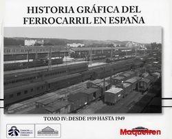 Presentación en el Museo del Ferrocarril del IV Tomo de la Historia Gráfica del Ferrocarril