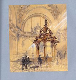 Pieza destacada: Le Cattedrali del Vapore. Stazioni, treni, letteratura