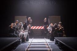 Teatro en la Noche Europea de los Museos