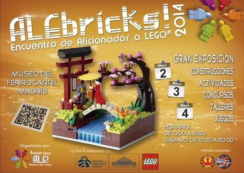 Vuelven las construcciones LEGO® al Museo del Ferrocarril con el mayor encuentro de aficionados
