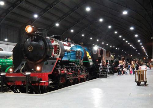 Manifiesto de acción colaborativa de 20 museos del ferrocarril europeos y diferentes organizaciones culturales