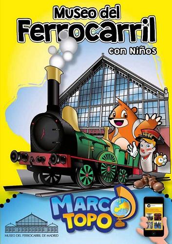 """El Museo presenta la actividad educativa """"Marco Topo"""""""