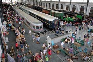 Ampliación de horarios y nuevas actividades en el Museo del Ferrocarril de Madrid