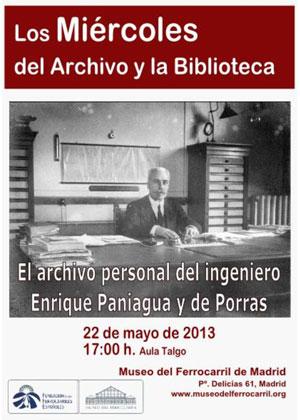 Los Miércoles del Archivo y la Biblioteca