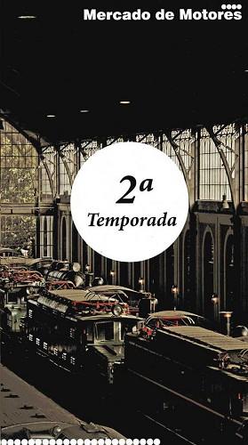 "El Museo del Ferrocarril acoge el ""Mercado de Motores"""