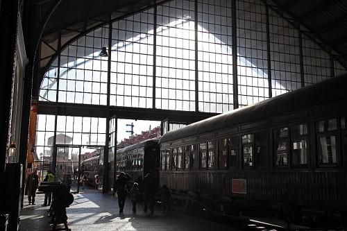 Navidad en el Museo del Ferrocarril