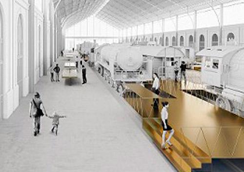Mitma aporta a Madrid un museo del siglo XXI