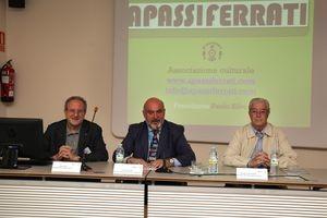 """Conferencia sobre la """"Historia del ferrocarril Roma-Ceprano-Nápoles"""" en el Museo"""