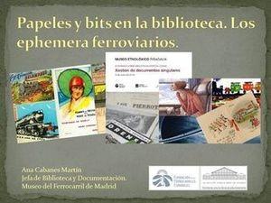 El Museo participa en las III Jornadas sobre Bibliotecas Especializadas organizadas por el Museo Etnológico de Orense