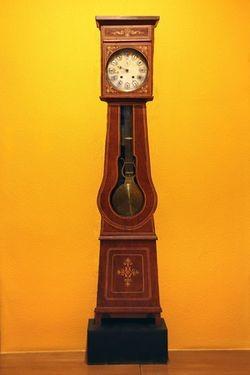 Este mes destacamos..... Reloj Comtoise