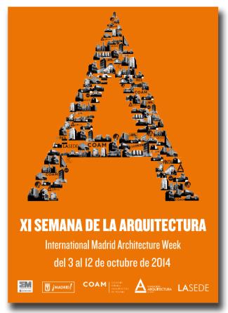 El Museo del Ferrocarril se suma a la XI Semana de la Arquitectura 2014