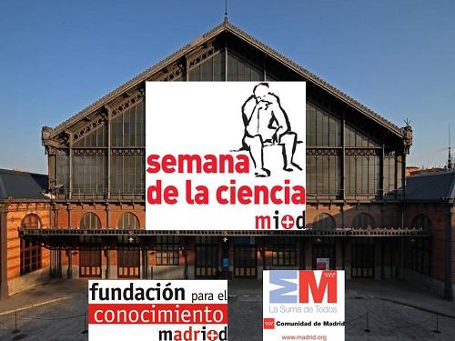 La Semana de la Ciencia de Madrid en el Museo del Ferrocarril