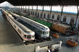 La Semana del Libro en el Museo del Ferrocarril