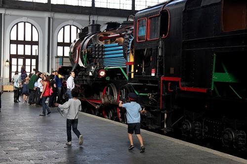 Semana Santa en el Museo del Ferrocarril