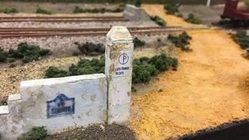 """Varios planos del Archivo Histórico Ferroviario en la """"Expo Trenes"""" de Utrera (Sevilla)"""