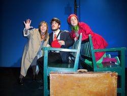 """Teatro familiar """"El tren de los sueños"""", un viaje a la fantasía"""