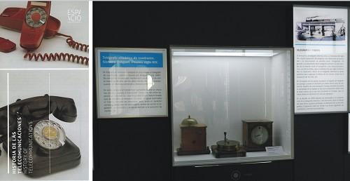 El Museo colabora con la Fundación Telefónica en una exposición sobre los inicios de la telegrafía eléctrica en España y Europa