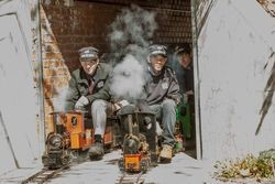 32ª jornada ¡A Todo Vapor! del Ferrocarril de las Delicias