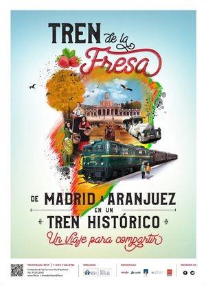 El Tren de la Fresa inicia la temporada 2017