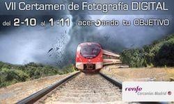 """Renfe entrega los premios del VII Certamen de Fotografía Digital """"Acercando tu objetivo"""""""